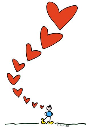 Valentines day image love