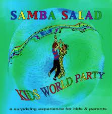 wereldfeest Samba Salad